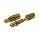 Brass Hose Connector S